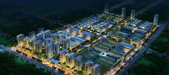 中國農谷·荊門農副產品交易市場